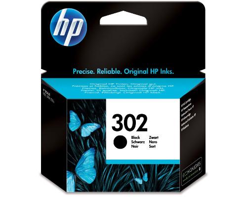 HP 302 zwart (origineel)