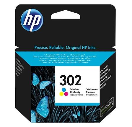 HP 302 kleuren (origineel)
