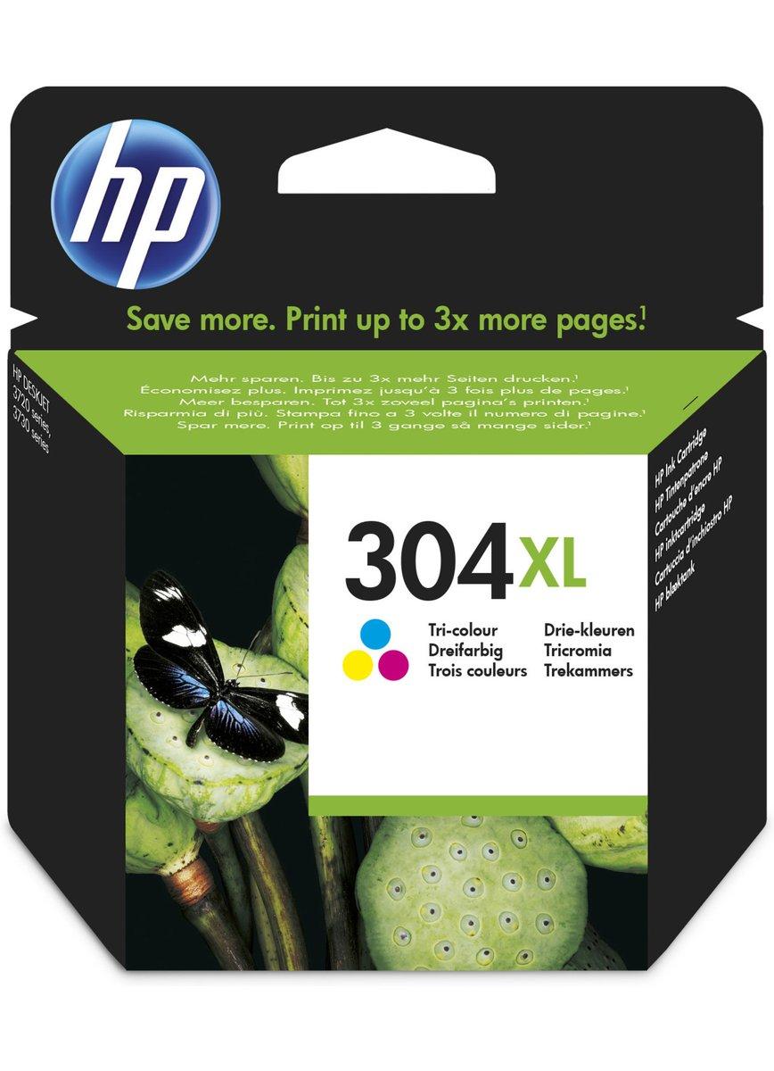 HP 304 XL kleuren (origineel)