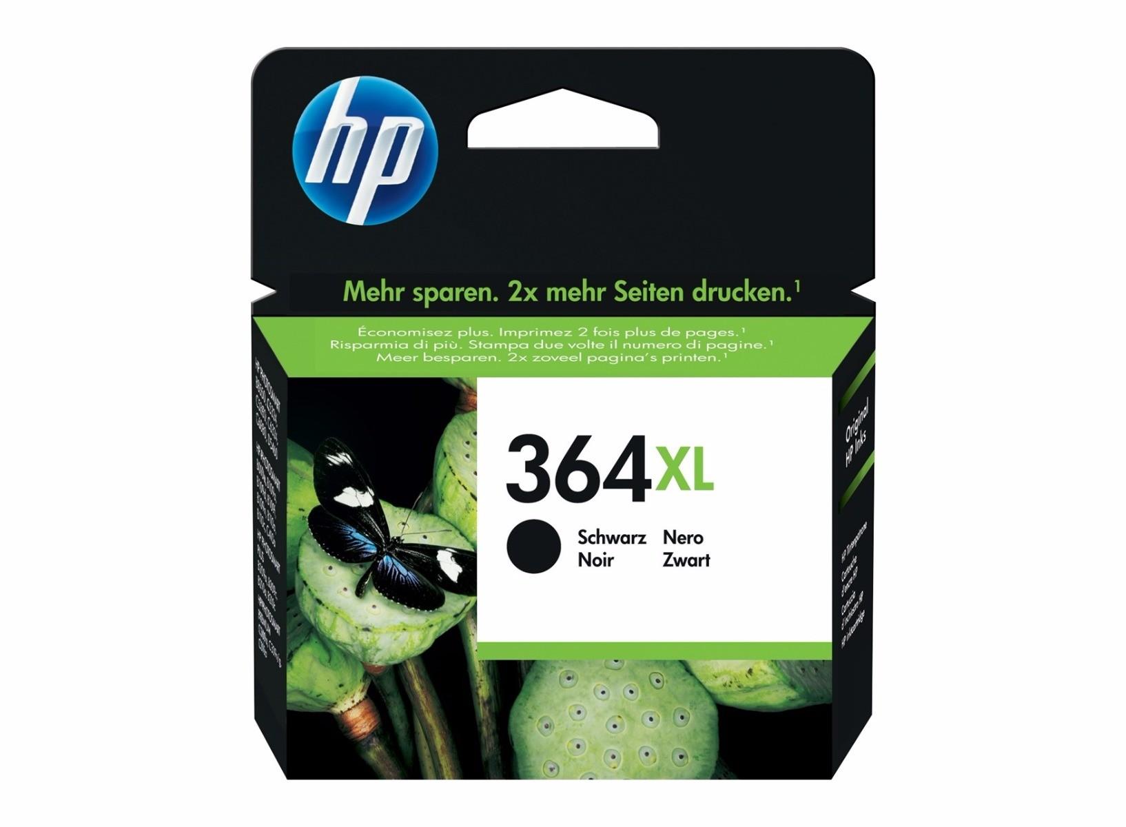 HP 364 XL zwart (origineel)