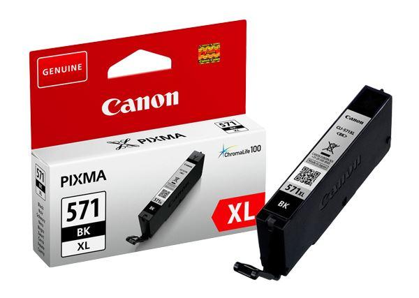 Canon CLI 571 XL zwart (origineel)
