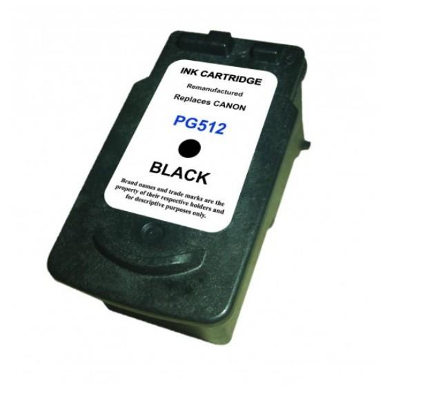 Huismerk Canon 510 / 512 zwart