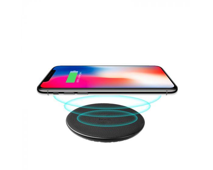 Hoco CW14 Wireless Charging Pad - Zwart