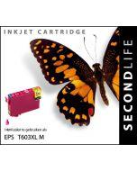 SecondLife - Epson 603 XL Magenta