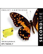 SecondLife - Epson 603 XL Yellow