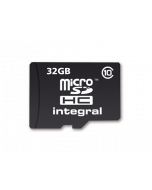 32GB Integral MicroSDHC card - class 10 (90MB/s)