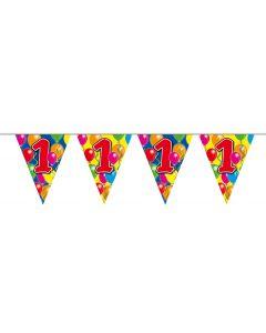 1 Jaar Slinger Balloons - 10 meter