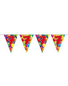 7 Jaar Slinger Balloons - 10 meter