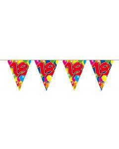 18 Jaar Slinger Balloons - 10 meter