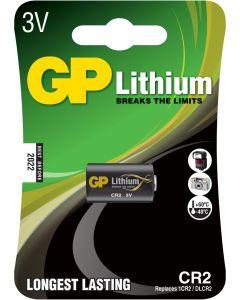 GP Photo Lithium CR-2 (DLCR2), blister 1