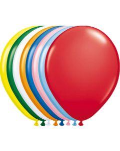 Ballonnen set meerkleurig 30cm - 10 stuks