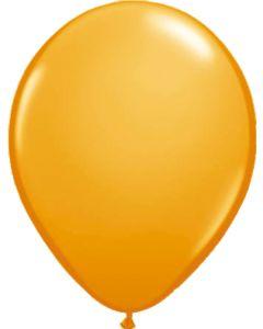 Oranje Ballonnen 30cm - 10 stuks