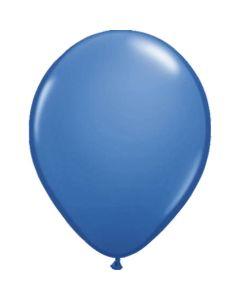 Donkerblauwe Ballonnen 30cm - 10 stuks