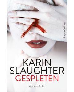 Gespleten - Karin Slaughter (LP)