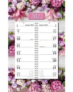 Omleg Weekkalender 2022 (week begint op Zondag)