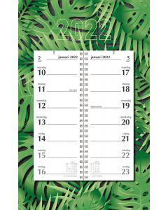 Omleg Weekkalender 2022 (week begint op Maandag)