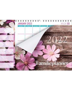Familieplanner 2022 XL