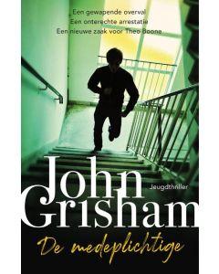 De medeplichtige - John Grisham (uitverkoop)