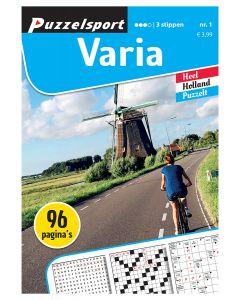 Puzzelsport Puzzelboek 96 pag. Varia 3*