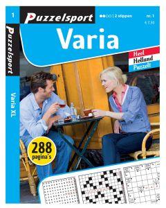 Puzzelsport Puzzelboek 288 pag. Varia 2*
