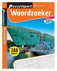 Puzzelsport Puzzelboek 288 pag. Woordzoeker 2*