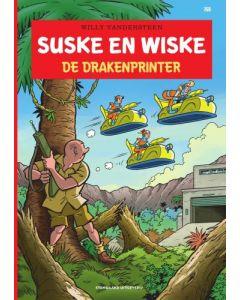 De drakenprinter - Suske en Wiske 358 - Willy Vandersteen