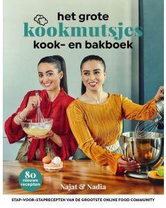 Het grote Kookmutsjes kook- en bakboek - Najat Yachou