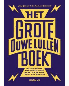 Het grote ouwe lullen boek - Jerry Goossens