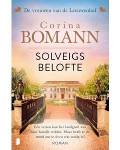 Vrouwen van de Leeuwenhof 3 - Solveigs belofte - Corina Bomann