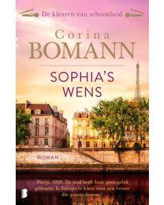 Sophia's wens - Corina Bomann