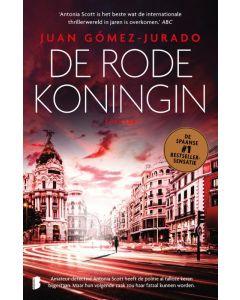 De rode koningin - Juan Gómez-Jurado