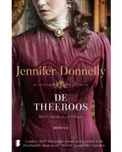 Rozen deel 1 - De theeroos - Jennifer Donnelly