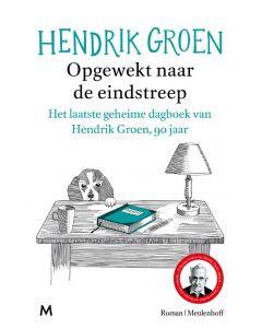 Opgewekt naar de eindstreep - Hendrik Groen