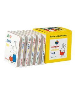 Nijntje uitdeelboekjes (box met 10 boekjes) - Dick Bruna