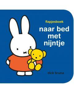 Flapjesboek naar bed met Nijntje - Dick Bruna