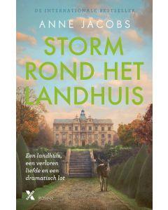 Storm rond het landhuis - Het landhuis 2 - Anne Jacobs