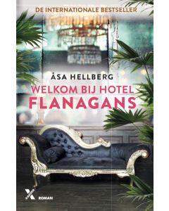 Welkom bij Hotel Flanagans - Åsa Hellberg