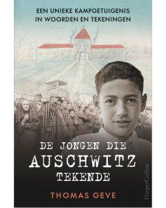 De jongen die Auschwitz tekende - Thomas Geve