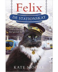 Felix de stationskat - Kate Moore