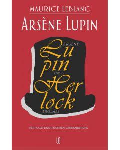 Arsène Lupin 2 -  Arsène Lupin versus Herlock Sholmes - Maurice Leblanc