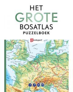 Het Grote Bosatlas puzzelboek 1 - Peter Vroege