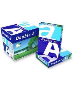 Double A premium A4 Papier 80gram (1 doos à 5 pakken/500vel)