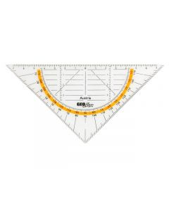 geodriehoek Aristo GEOflex 16cm flexibel