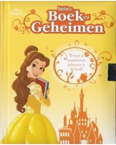 Disney Belle's boek vol geheimen. Dagboekje, 48 pagina's
