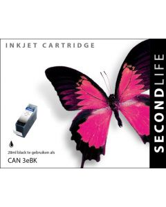 SecondLife - Canon BCI 3 e Black