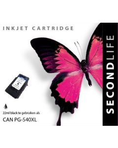 SecondLife - Canon PG 540 XL Black