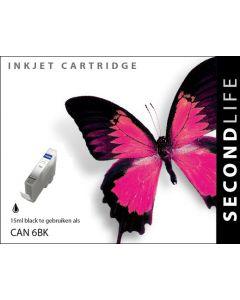 SecondLife - Canon BCI 6 Black
