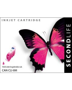 SecondLife - Canon CLI 8 Magenta
