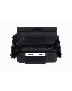 SecondLife - HP toner (CF 287X) 87X Black