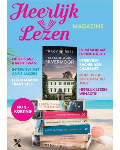 Xander Zomertitels Magazine 2021 - pakket van 25 magazines